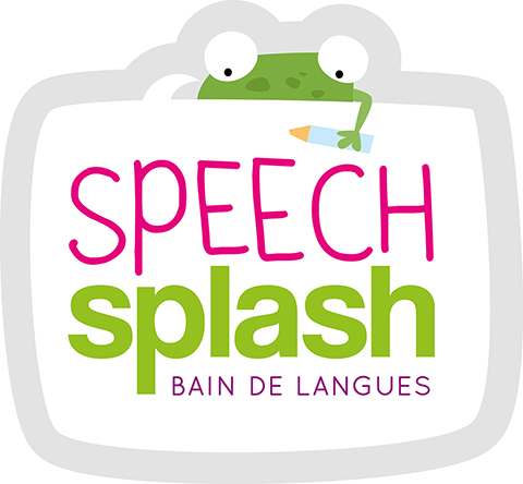 Speech splash ASBL logo