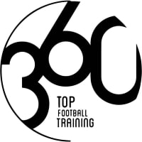 360 Top Football Training logo