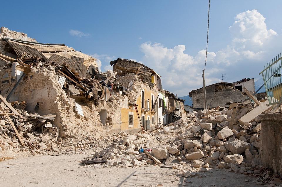 科見Online線上學習-新聞英語-美國南加州發生芮氏規模7.1地震