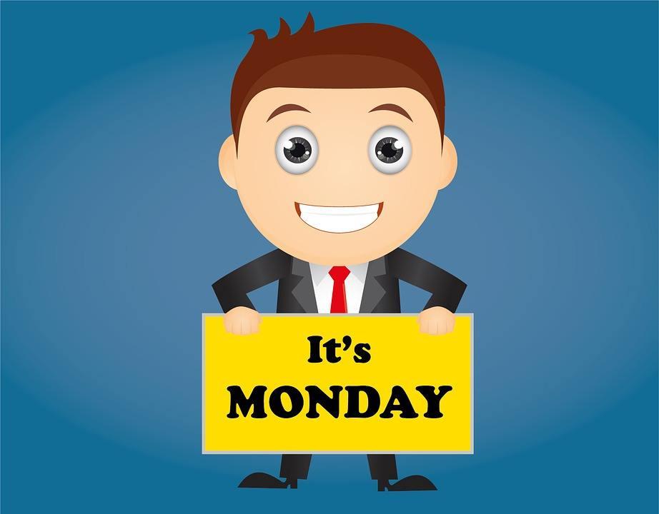 科見Online線上學習-生活英語-星期一症候群