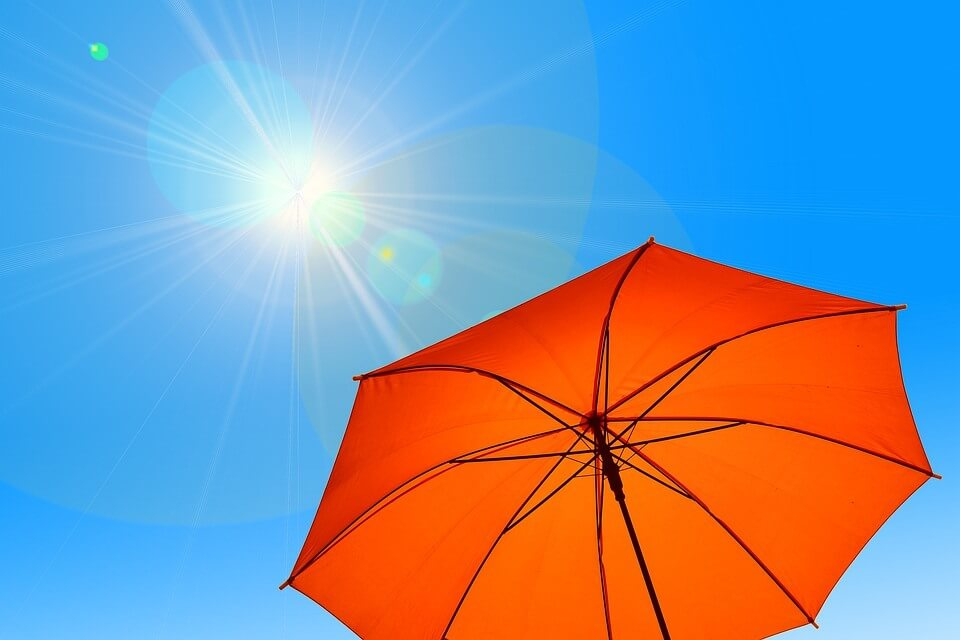 科見Online線上英語、日語課程-新聞英語-日本受到熱浪侵襲