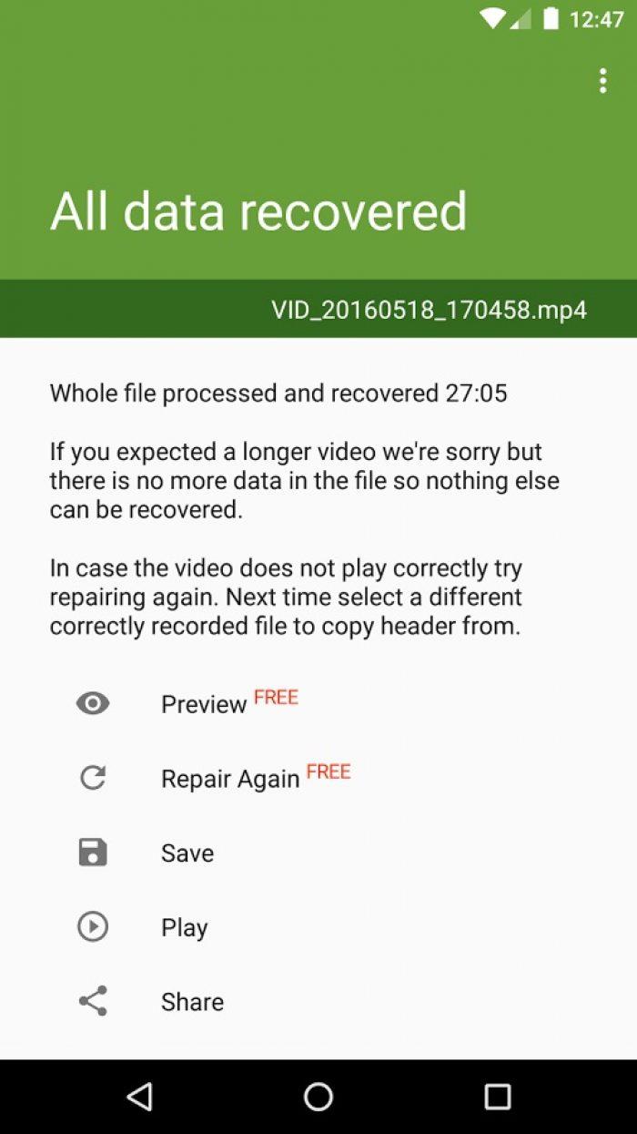 5 Langkah Mudah Memperbaiki File Video Yang Rusak Atau Corrupt