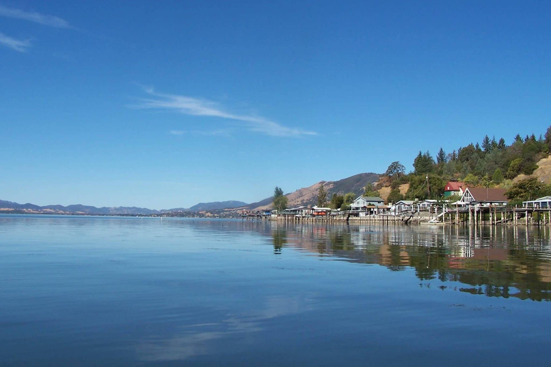 Clear Lake - Lake County, CA