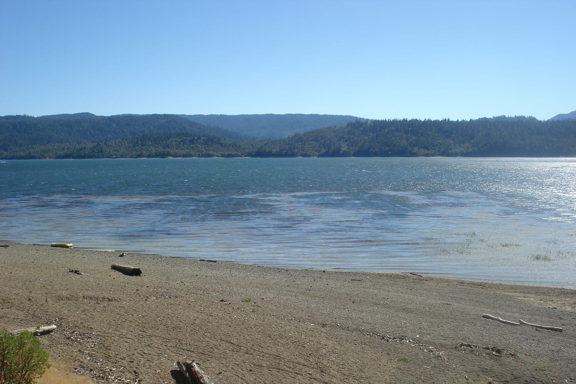 Lake Pillsbury - Lake County, CA