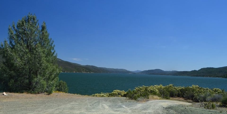 Indian Valley Reservoir - Lake County, CA