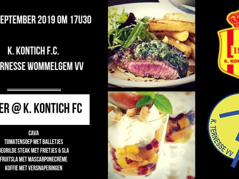 Diner KKFC - Ternesse Wommelgem