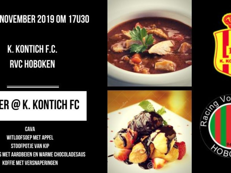 Diner KKFC - RVC Hoboken