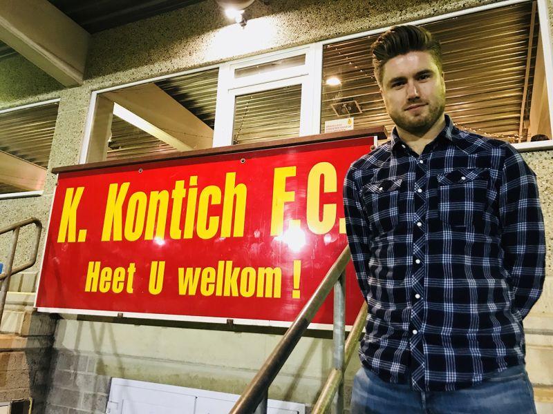 Welkom, Jens Van Loon!