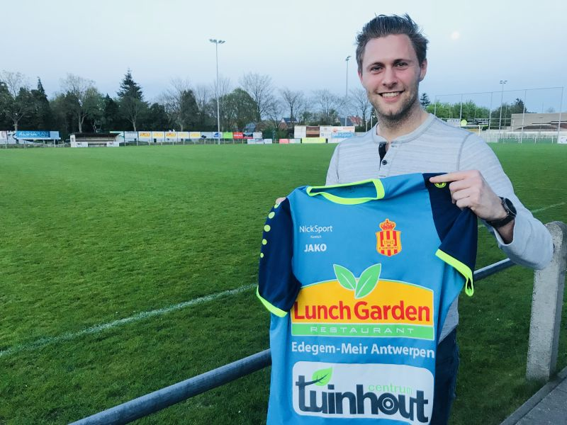Frederic Ledent naar KKFC!