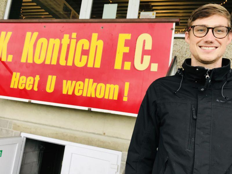 Nils Wosky naar KKFC!