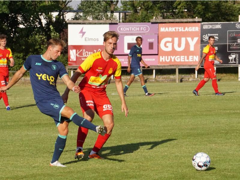 Sfeerverslag K. Kontich F.C. - Beerschot (0-5)
