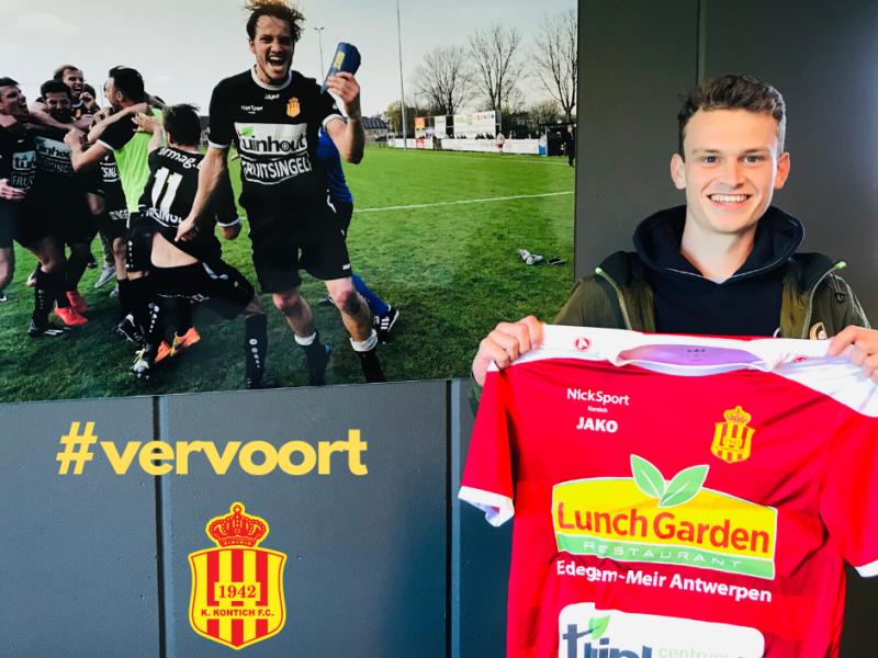 Jasper Vervoort verlengt contract!