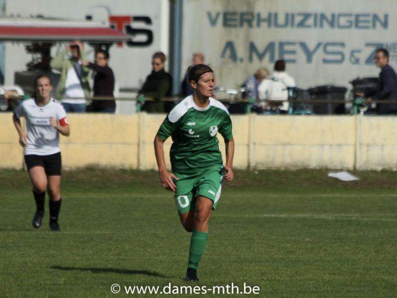 Thalia De Roovere naar KKFC