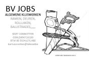 BV JOBS