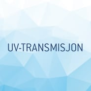 Vannanalyse UV-transmisjon