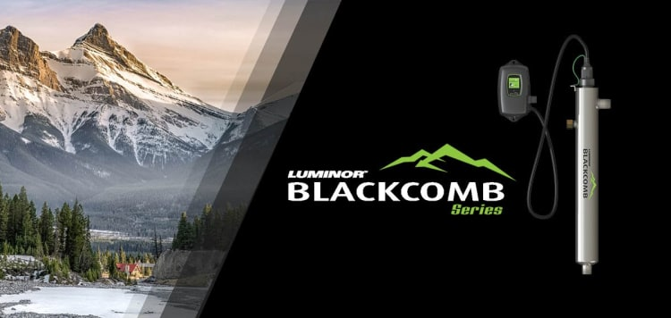 Produktlansering BLACKCOMB UV-system