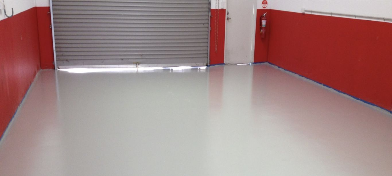 Epoxy Flooring After