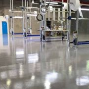 Industrial Epoxy Floors After The Gem Gallery