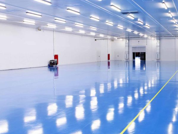 floor coating types