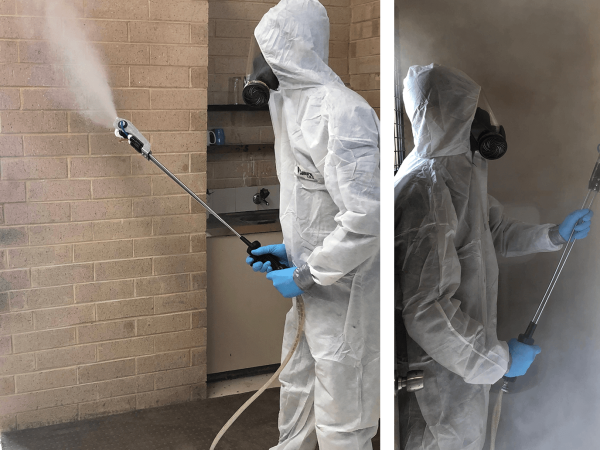 covid-19 disinfection and specialised cleaning