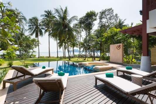 Amatapura Beach Villa Beachfront 12