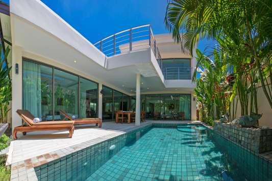 Villa Bangka