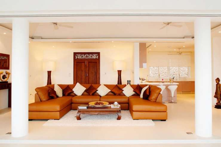 Andaman View (V02) - The chic furnishings complete this modern Thai villa