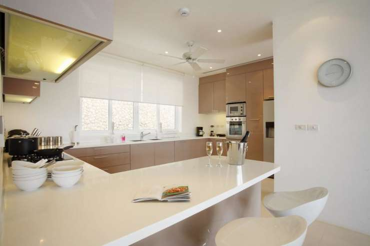 Andaman View (V02) - Fully-fitted luxury kitchen