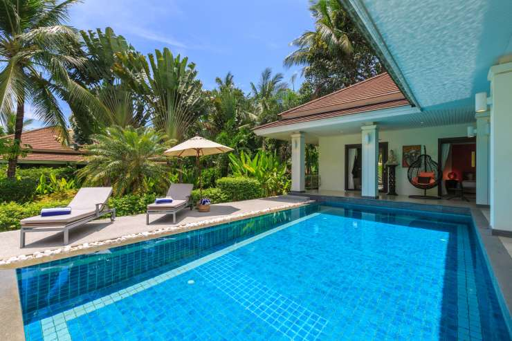 Baan Timbalee - Beautifully appointed private villa with swiming pool sleeps 6
