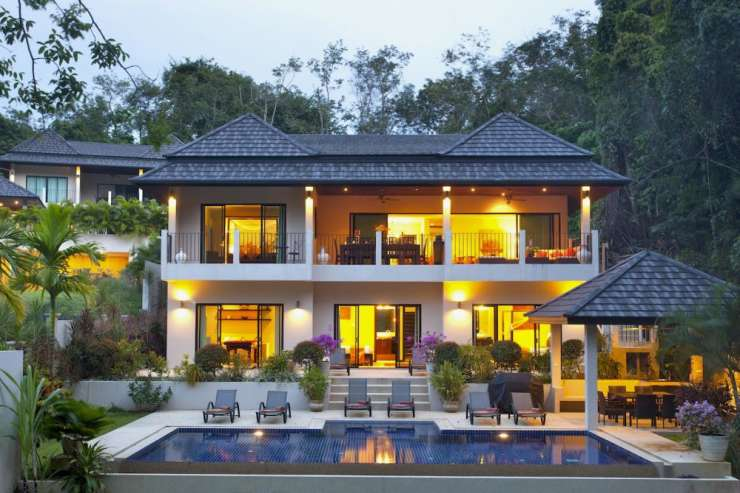 Sunstone Villa (V15) - Sunstone Villa, with 7 bedrooms and sleeping up to 14 guests