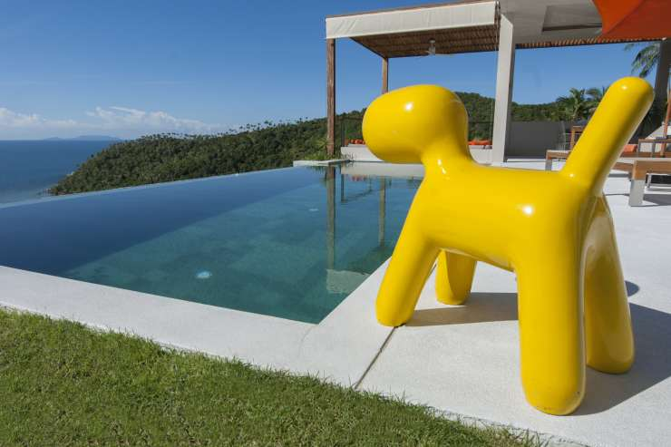Bay Villa - Yellow Dog