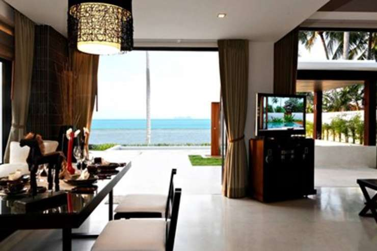 Beach villa at The Sea - image gallery 12