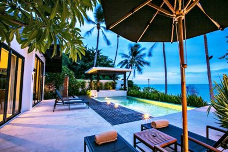 Beach villa at The Sea - image gallery 5