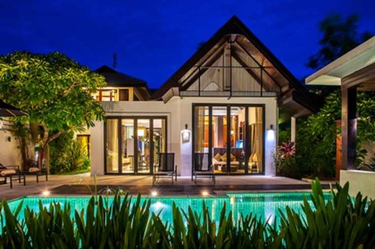 Beach villa at The Sea - image gallery 9