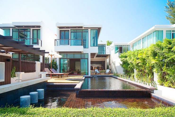 Modern Tropical Villa - image gallery 2