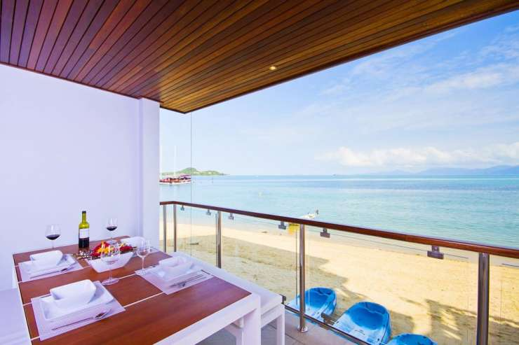 Osho Beachfront Apartments