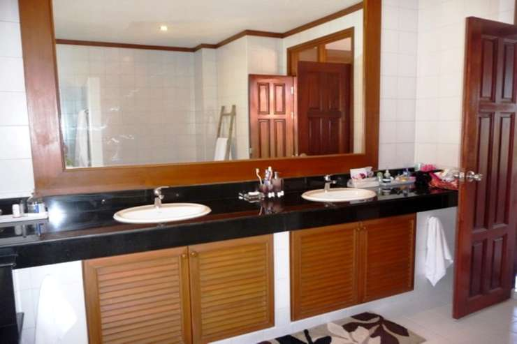 Shower of Sunshine - Double sinks for him and her