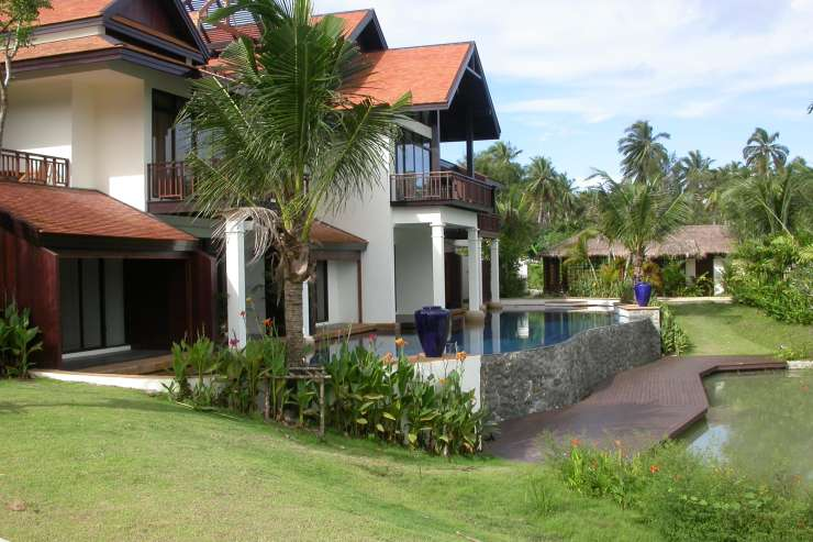 Surin Springs Estate Villa 06