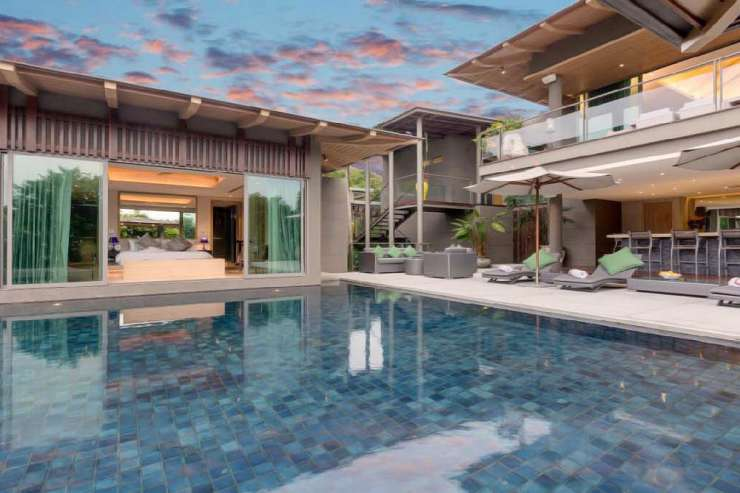 Villa Tropical Nest - image gallery 13