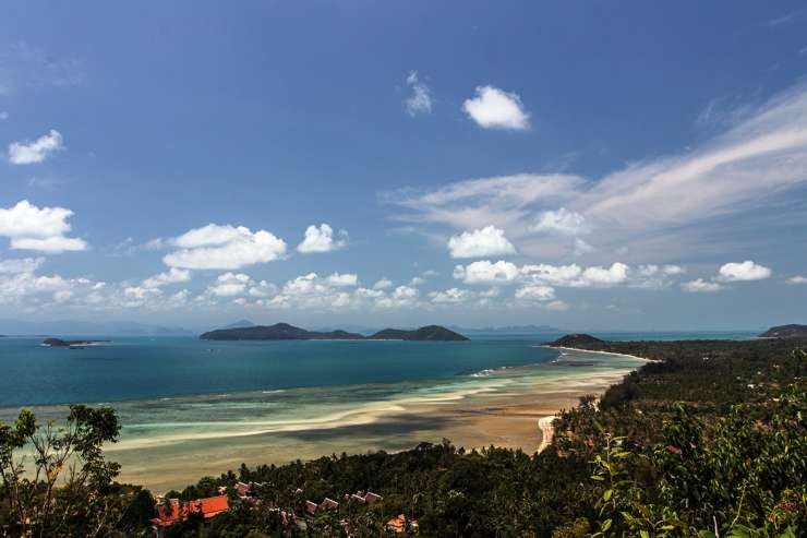 Villa Waterfall - Amazing panoramic ocean-views over the South of Samui Island