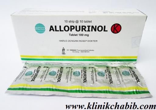 Obat Asam Urat Generik Allopurinol