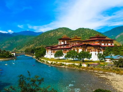 Bhutan Road Tour from India