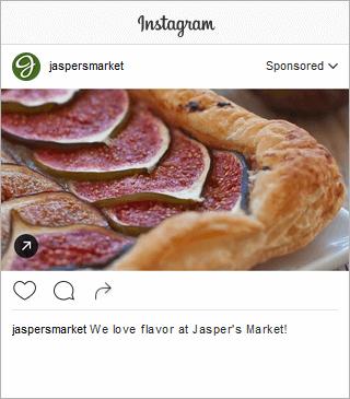 Jasper Market Instagram Post Engagement Landscape Images