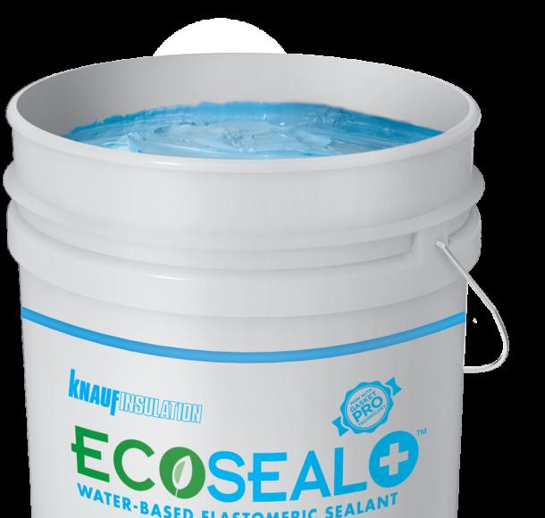 ECOSEAL Plus Elastomeric Sealant | Knauf Insulation