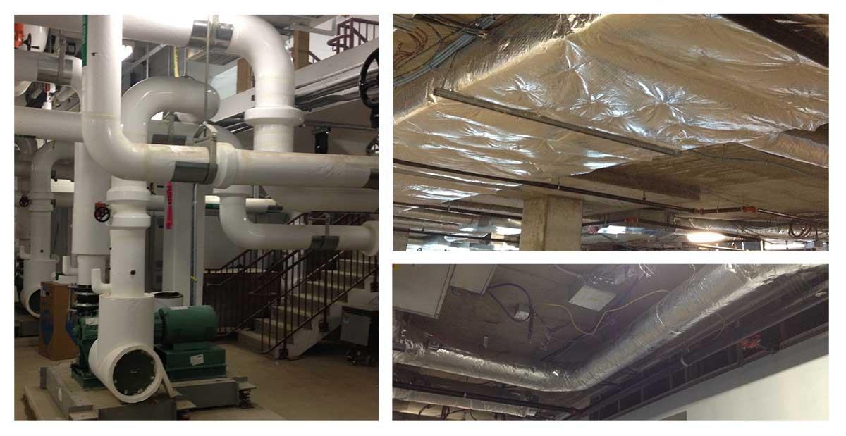 citycenterdc knauf insulation