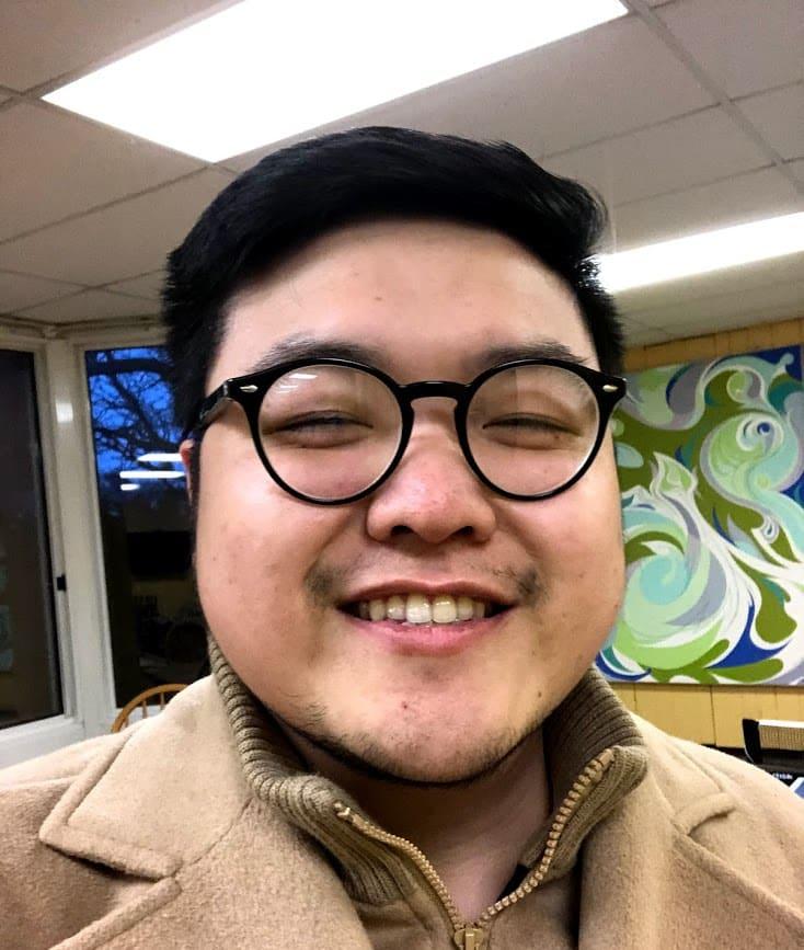 Selfie of Kaung