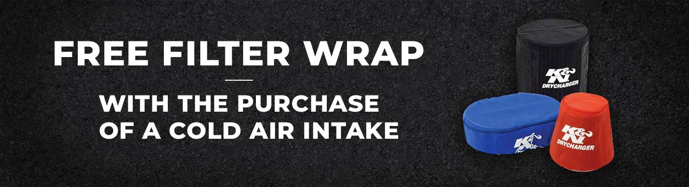 Free Filter Wrap