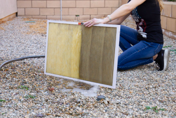 Lifetime Washable Air Filter