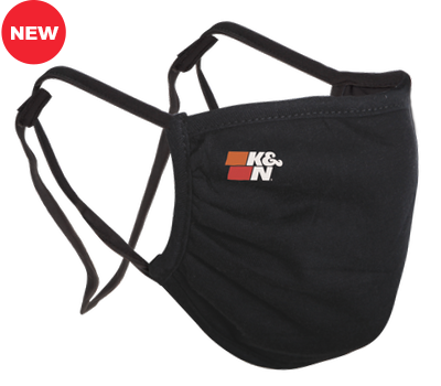 K&N Cotton 2 Layer Face Cover