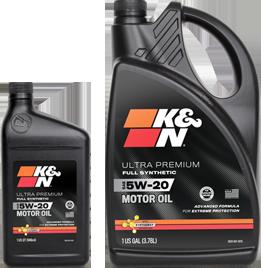 K&N Motor Oil 5W20